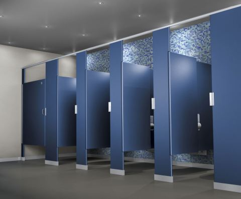 Commercial Bathroom Partitions