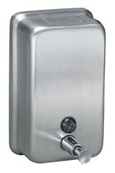 Bradley 6562 Vertical Liquid Soap Dispenser