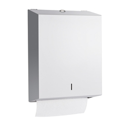 A J Washroom U180 Paper Towel Dispenser