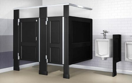 bathroom partition ideas resistall toilet partitions 10492